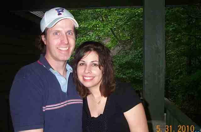 Joe and Holly