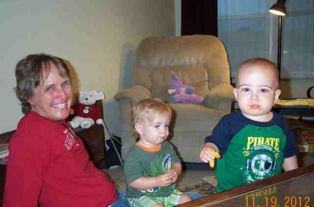 Nana and the Twins
